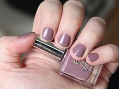 p2 - gracious #p2 #purple #nailpolish