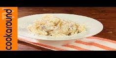 Pasta con ricotta e pancetta - Ricetta