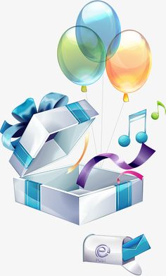 Light Color Effect Gift Box Vector Happy Birthday Ballons, Happy Birthday Frame, Happy Birthday Wishes Quotes, Happy Birthday Wallpaper, Birthday Wishes And Images, Happy Birthday Celebration, Birthday Frames, Happy Birthday Pictures, Happy Birthday Greetings