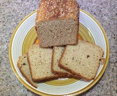 Recipe FLUFFY WHOLEMEAL BREAD by osram - Recipe of category Breads & rolls