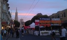 Mapping 19 of San Francisco's Street Fairs and Festivals