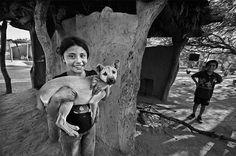 """""""Feliz con su mascota"""" de Javier Martinez - Argentina - Julio/2016"""