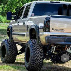 I Love Lifted Trucks