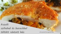 Illatos-omlós csirke, ahogy a büfében készül - Olcsó ételreceptek Pancakes, Breakfast, Food, Morning Coffee, Meal, Crepes, Essen, Pancake, Hoods
