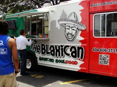 The Atlanta Food Truck Park!   1850 Howell Mill Road  Atlanta, GA 30318... @Brittany Carroll since you are going without me.... :( http://food-trucks-for-sale.com/