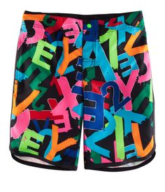 For the 11 year old that loves BRIGHT colors! ~H&M