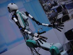 Groundbreaking Virtual Robotics Allow Us Our Very Own Robot Avatar