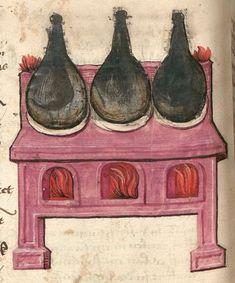 Imagery in the Buch der heiligen Dreifaltigkeit