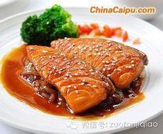 别老只会清蒸了!鱼的新吃法:柠香鱼排
