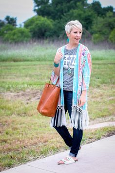 the MRS. & the MOMMA: Summer Style For Moms On-The-Go // Kimonos