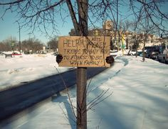 Need money. Trying to get back to forest to be with family. Need money. Trying to get back to forest to be with family. Need money. Trying to get back to forest to be with family. Funny Street Signs, Funny Signs, Phil Jones, Christian Humor, Need Money, Laugh Out Loud, Laugh Laugh, In This World, Make Me Smile
