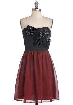 Soiree Songbird Dress, #ModCloth