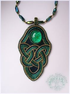 Celtic pendant by Natalia80 on deviantART