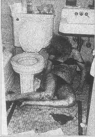 Image result for sid and nancy crime scene