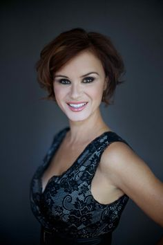 Tracy Connor (Keegan Connor Tracy) <-- No relationship between the names whatsoever....