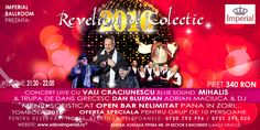 Revelion 2016 de Colectie - Imperial Ballrooms Bucuresti Ballrooms, Dj, Concert, Movies, Movie Posters, Greece, Film Poster, Films, Popcorn Posters