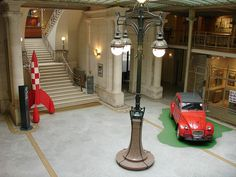 Comic Strip Museum III, a photo from Brussels