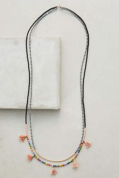 Lilu Layer Necklace - #anthroregistry