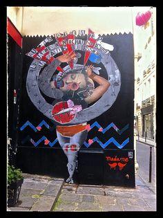 MADAME MOUSTACHE  - Paris 3