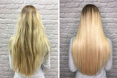 cut and healthy hair. Hair before and after treatment. ,Sick, cut and healthy hair. Hair before and after treatment. Keratin, Healthy Hair, Health And Beauty, Beauty Hacks, Hair Care, Hair Beauty, Long Hair Styles, Tips, Flyer Design