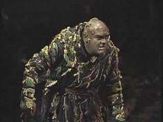 """Wagner's """"Siegfried"""" Forest Bird scene (Dawn Upshaw)"""