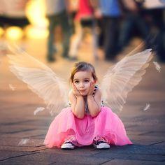"fotografiae: "" Angel Among Us by Portraitsbysuzy. http://ift.tt/1DBx2te """