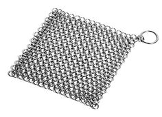 Native Spring Cast Iron Chainmail Scrubber 7x7 Stainless Steel Native Spring http://www.amazon.co.uk/dp/B010ADGISO/ref=cm_sw_r_pi_dp_GMo5wb18J0G8X