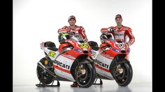 Breaking news: Andrea Dovizioso and Cal Crutchlow will remain at Ducati for the 2015 MotoGP season. Ducati Motogp, New Ducati, Racing Team, Road Racing, Cal Crutchlow, Gp F1, Super Bikes, Munich, Used Cars