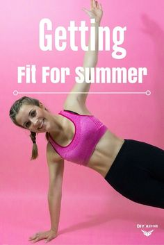 Fit For Summer? 3 Pathways To A Better Shape via @DIYActiveHQ #health #workout #weightloss #athomehealth
