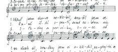 Čert a Mikuláš | Výtvarná výchova Sheet Music, Music Sheets