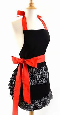 Half-Price Valentine's Day SALE ~ Enjoy 50% Off and FREE Shipping on ALL Flirty Apron styles. Sale Ends 2/14/2015 ... #wishlist #gift