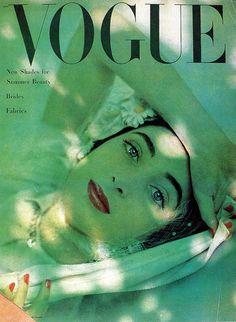 1948 Vogue Cover