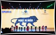 Cultural programme at the Inauguration of the show