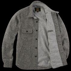 Unionmade x Golden Bear CPO Shirt | Fourpins