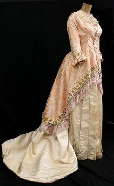 Dress ca. 1880