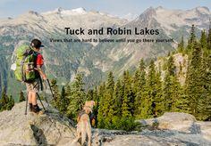 Tuck and Robin Lakes - moosefish.com