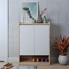Wooden Shoe Storage, Shoe Storage Cabinet, Bench With Shoe Storage, Shoe Cabinet Design, Craftsman Style Kitchens, Home Furniture, Furniture Design, Rack Design, Home Room Design