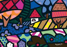 romero britto - Google Search