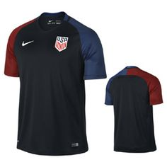 Nike   USA   Soccer Jersey (Away 2016/17)