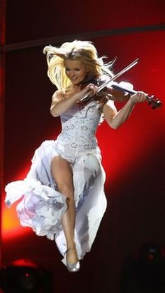 Mairead Nesbitt - Celtic Woman - She is the only remaining original member of the group and truly remarkable performances.