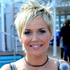 coiffure inka bause 5 meilleur Page 2 sur 5 Shaggy Short Hair, Short Sassy Hair, Cute Hairstyles For Short Hair, Short Hair Cuts For Women, Short Hair Styles, Shaggy Hairstyles, Short Blonde, Blonde Hair, My Hairstyle