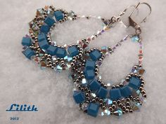 Lilith Pearl Jewelry: Earrings