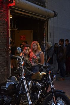 Go boldly into the night. | Harley-Davidson Black Label Collection