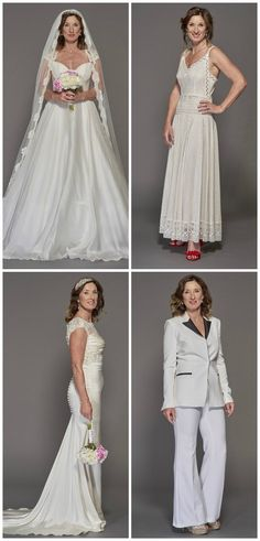 We Professionally Provide Non Traditional Older Bride Wedding Dresses For You Like Tea Length Informal Long Sleeves Or Plus Size