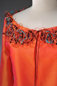 Coral Loop top by Ann Williamson