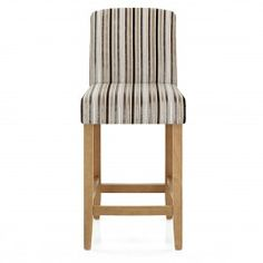 Shop from our huge range of Bar Stools at Atlantic Shopping, all with free next day delivery. Find a Bar Stool to suit any room, taste & budget. Kitchen Stools Uk, Kitchen Worktop Height, Bar Stools Uk, Outdoor Chairs, Dining Chairs, Outdoor Furniture, Outdoor Decor, Breakfast Bar Stools, Striped Fabrics