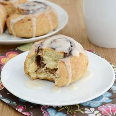 King Arthur Flour's Dark and Dangerous Cinnamon Buns | Recipe | About ...