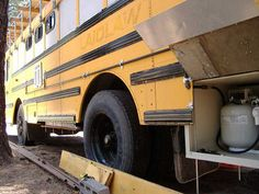 Schoolbus Homestead - Page 5 - School Bus Conversion Resources