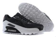 info for 14364 401ff Nike Air Max 90 Homme Grosses soldes Nior/Blanc Air Max 90 Noir, Nike