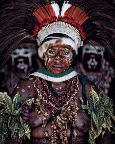 Jimmy Nelson: Goroka Tribe - Papua New Guinea